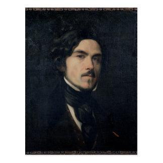 Eugene Delacroix 1840 Tarjetas Postales