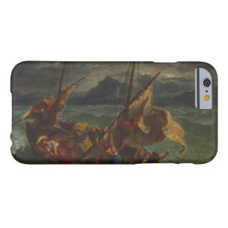 Eugene Delacroix - Christ on the Sea of Galilee Barely There iPhone 6 Case