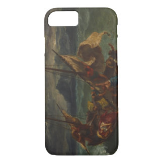 Eugene Delacroix - Christ on the Sea of Galilee iPhone 8/7 Case