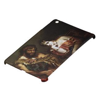 Eugene Delacroix- Cleopatra and the Peasant iPad Mini Covers