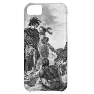 Eugene Delacroix: Hamlet and Horatio Cover For iPhone 5C