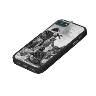 Eugene Delacroix: Hamlet and Horatio iPhone 5/5S Covers