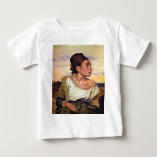 Eugène Delacroix - Orphan in the Cemetery Baby T-Shirt