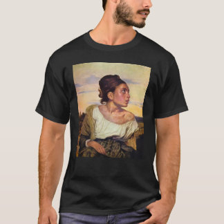 Eugène Delacroix - Orphan in the Cemetery T-Shirt