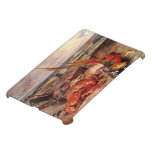 Eugene Delacroix- Still Life with Lobsters iPad Mini Cases