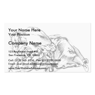 Eugene Delacroix- Yound Woman Leaning over a Woman Double-Sided Standard Business Cards (Pack Of 100)