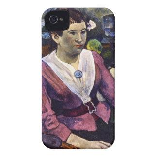Eugène Enrique Paul Gauguin - Maire Henry Case-Mate iPhone 4 Protector