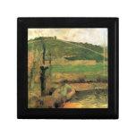 Eugène Enrique Paul Gauguin - mire Sainte Marguer Cajas De Regalo
