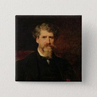 Eugene Giraud  1861 Button