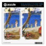 Eugène Henri Paul Gauguin - Beach Scene Samsung Galaxy S 4G Skins