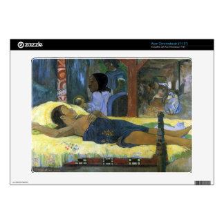 Eugène Henri Paul Gauguin - Birth of Christ Son of Decal For Acer Chromebook