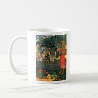 Eugène Henri Paul Gauguin - La Orana Classic White Coffee Mug