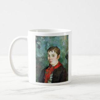 Eugène Henri Paul Gauguin - Landlords Daughter Classic White Coffee Mug