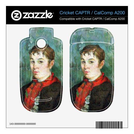 Eugène Henri Paul Gauguin - Landlords Daughter Cricket CAPTR Skin