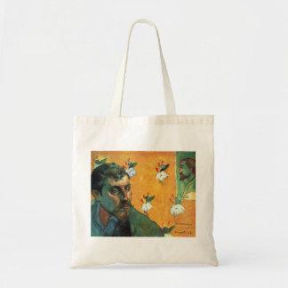 Eugène Henri Paul Gauguin - Les Miserables Budget Tote Bag