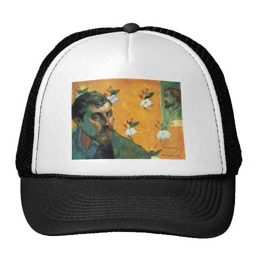 Eugène Henri Paul Gauguin - Les Miserables Mesh Hat
