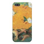 Eugène Henri Paul Gauguin - Les Miserables Cases For iPhone 5