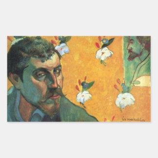 Eugène Henri Paul Gauguin - Les Miserables Stickers