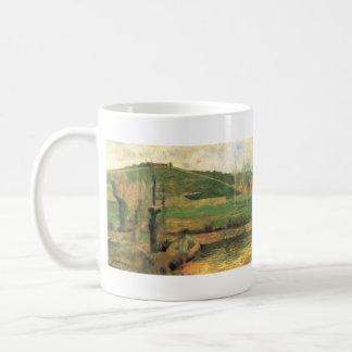 Eugène Henri Paul Gauguin - Look at Sainte Marguer Classic White Coffee Mug