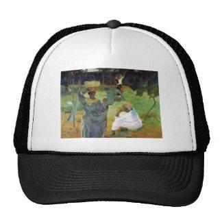 Eugène Henri Paul Gauguin - Mango Fruit Mesh Hat