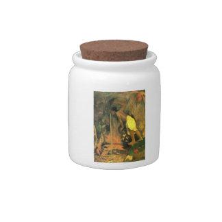 Eugène Henri Paul Gauguin - Mysterious Source Candy Jars