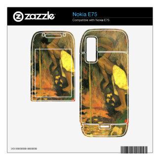 Eugène Henri Paul Gauguin - Mysterious Source Decals For The Nokia E75