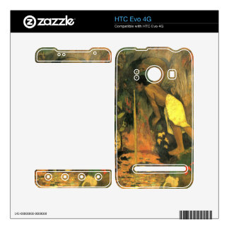 Eugène Henri Paul Gauguin - Mysterious Source Skin For The HTC Evo 4G