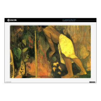 Eugène Henri Paul Gauguin - Mysterious Source Skins For Laptops