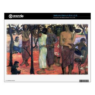 Eugène Henri Paul Gauguin - Nava Nava Mehana Netbook Decal