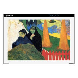 "Eugène Henri Paul Gauguin - Old Maids in a Winter Skins For 17"" Laptops"