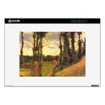 Eugène Henri Paul Gauguin - Pamplin Decal For Netbook