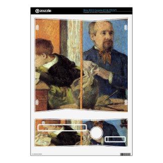 Eugène Henri Paul Gauguin - Portrait of Sculptor w Decal For Xbox 360 S