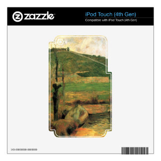 Eugène Henri Paul Gauguin - Sainte Marguerite near iPod Touch 4G Decals
