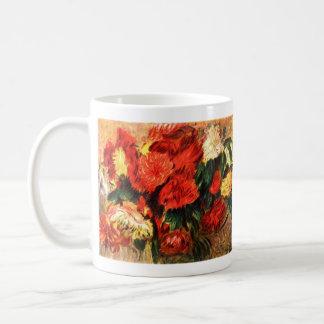 Eugène Henri Paul Gauguin - Still life with Chrysa Classic White Coffee Mug