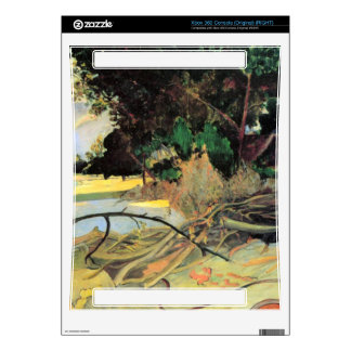 Eugène Henri Paul Gauguin - Te Burao Decals For The Xbox 360
