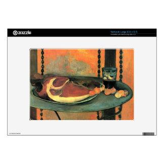 Eugène Henri Paul Gauguin - The Ham Large Netbook Decal