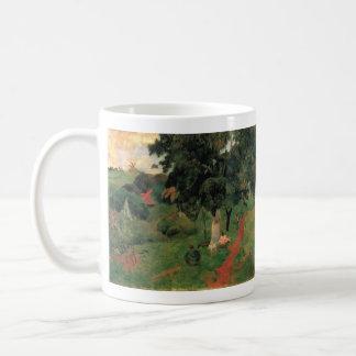 Eugène Henri Paul Gauguin - To and Fro Classic White Coffee Mug