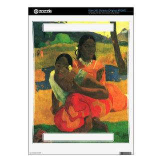 Eugène Henri Paul Gauguin - When You Hear Skins For The Xbox 360