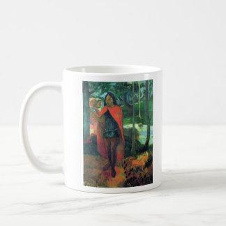Eugène Henri Paul Gauguin - Wizard of Hiva-Oa Classic White Coffee Mug