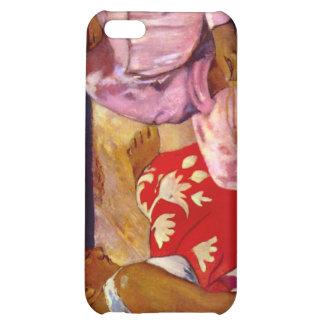 Eugène Henri Paul Gauguin - Women of Tahiti iPhone 5C Cases