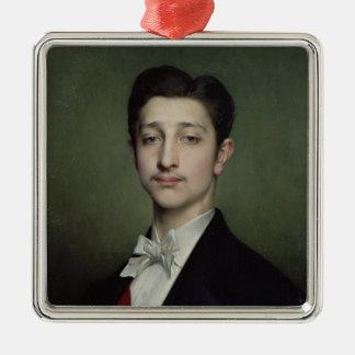 Eugene-Louis-Napoleon Bonaparte  1874 Metal Ornament