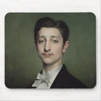 Eugene-Louis-Napoleon Bonaparte  1874 Mouse Pad