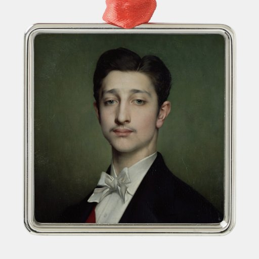 Eugene-Louis-Napoleon Bonaparte  1874 Christmas Tree Ornament