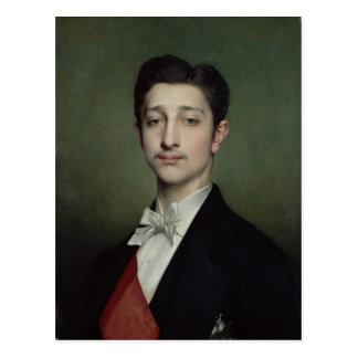 Eugene-Louis-Napoleon Bonaparte 1874 Tarjetas Postales