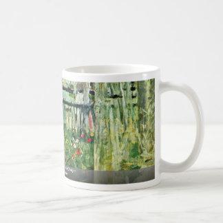 Eugène Manet On The Isle Of Wight Classic White Coffee Mug