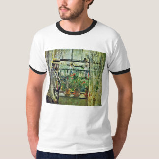 Eugène Manet On The Isle Of Wight T Shirt
