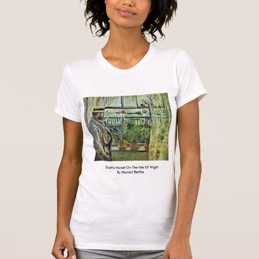 Eugène Manet On The Isle Of Wight Tshirts