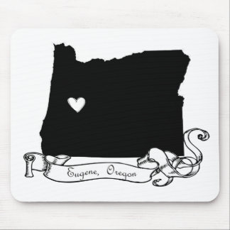 Eugene Mouse Pad