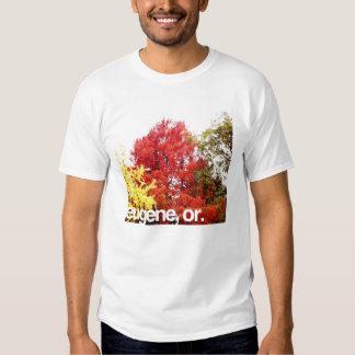 eugene, or. tee shirt