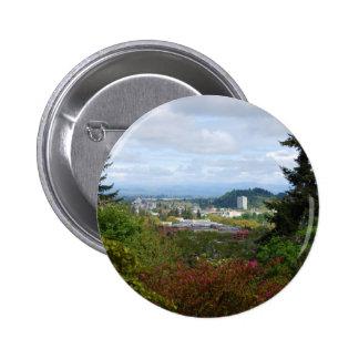 Eugene, Oregon Button